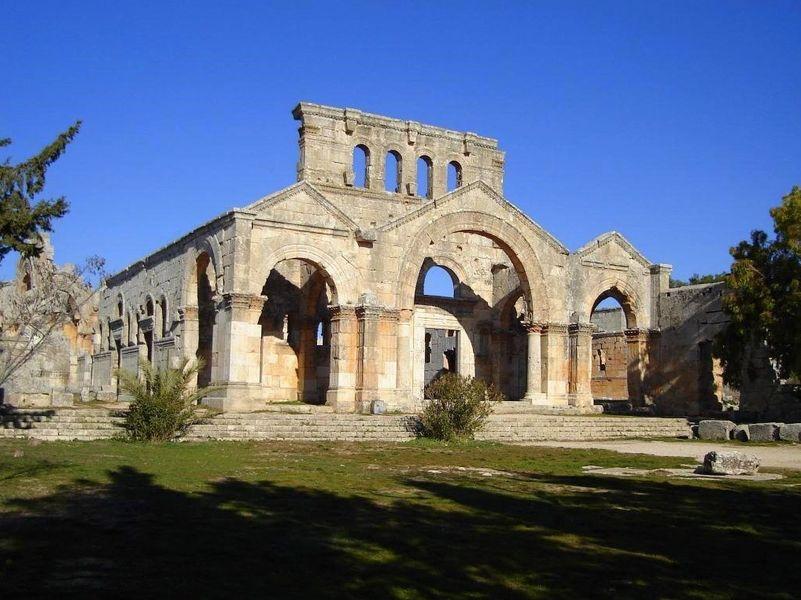 Монастырь Святого Симеона Столпника