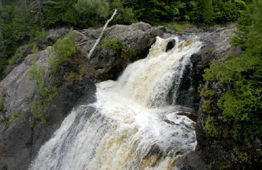 Водопад Ривер Джек