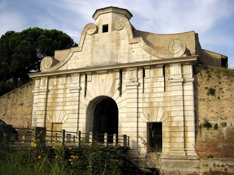 Город-крепость Пальманова