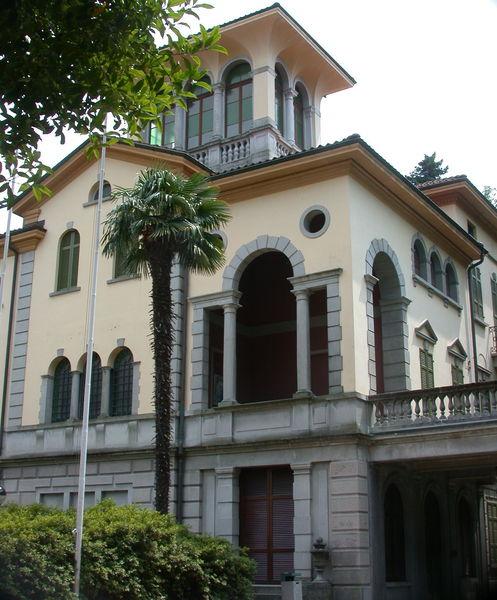 Художественный музей Вилла-деи-Чедри