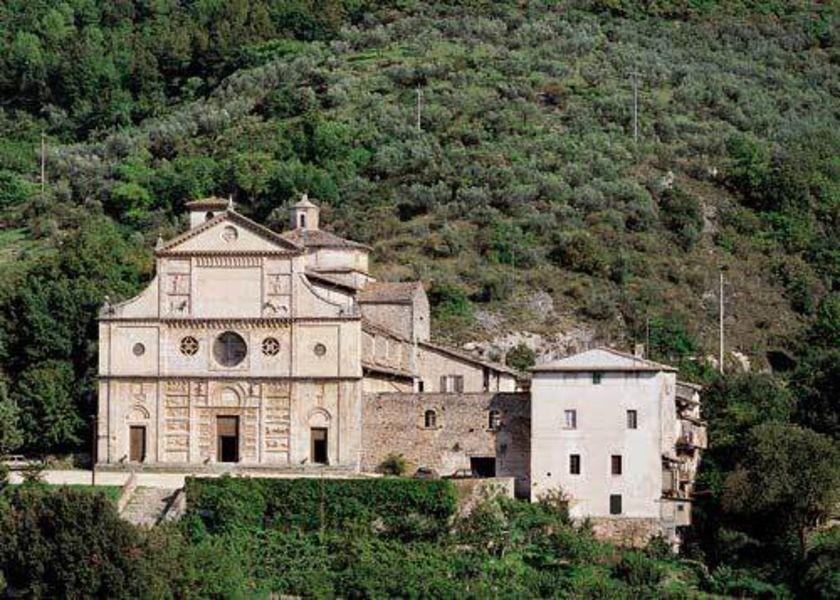 Церковь Сан-Грегорио