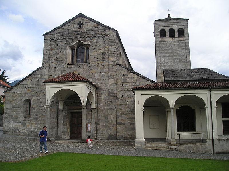 Церковь Кьеза-ди-Сан-Витторе