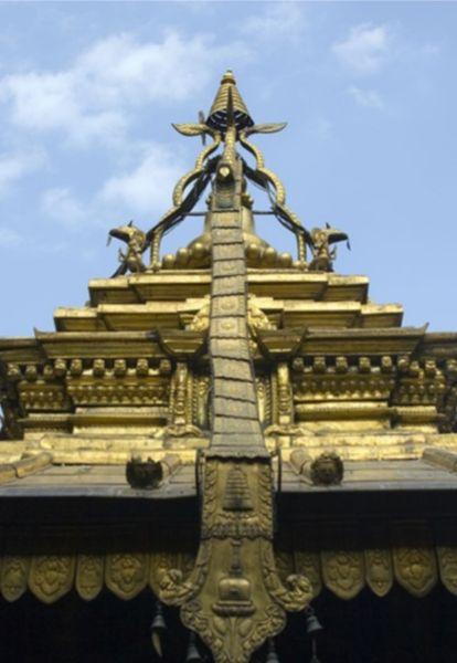 Золотой храм (Ква Бахал)