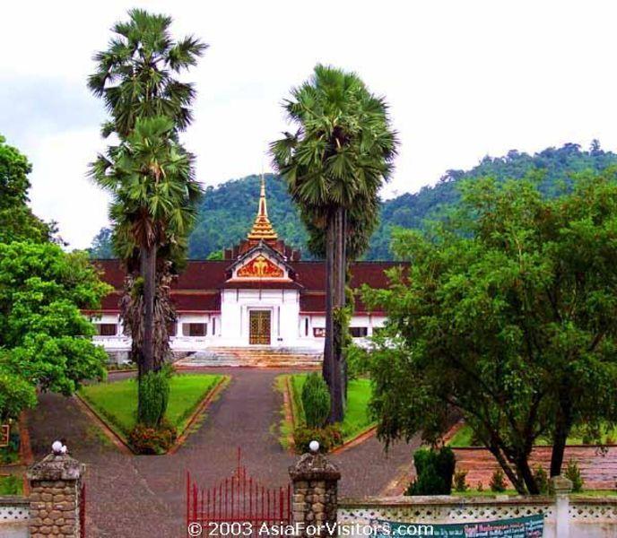 Национальный музей в Луанг Прабанге