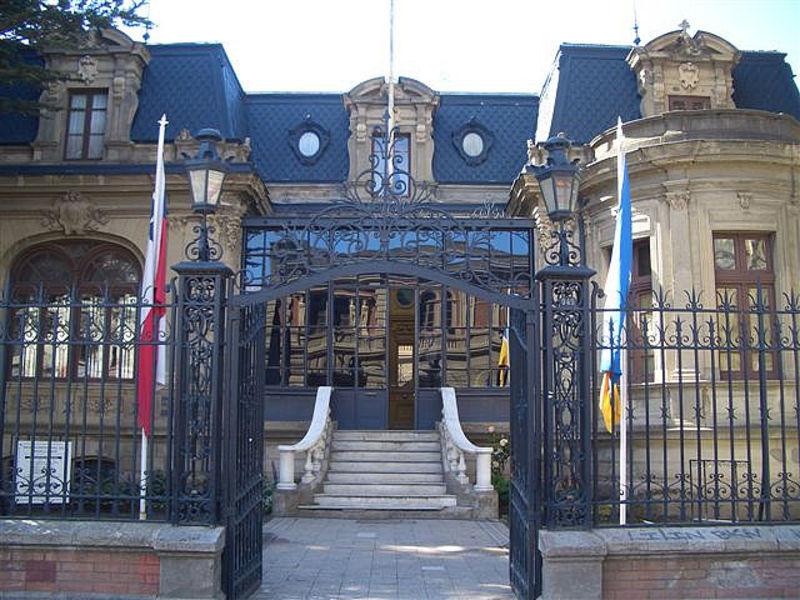 Дворец Маурисио Брауна