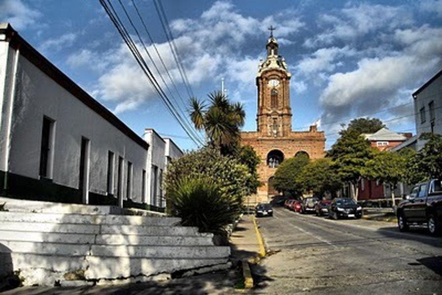 Смотровая площадка Диего Порталеса
