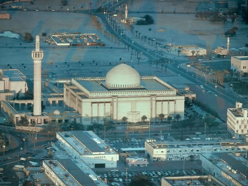 Большая мечеть Аль-Джами-Аль-Кубра