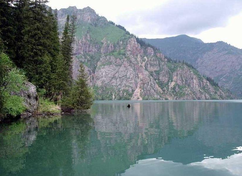 Сары-Челекский горный биосферный заповедник
