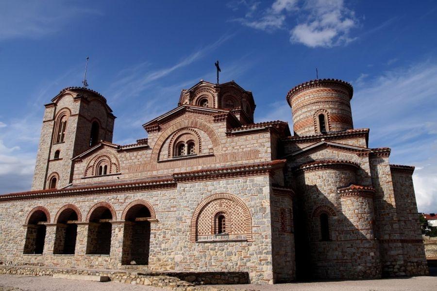 Монастырь Св. Пантелеймона, Охрид