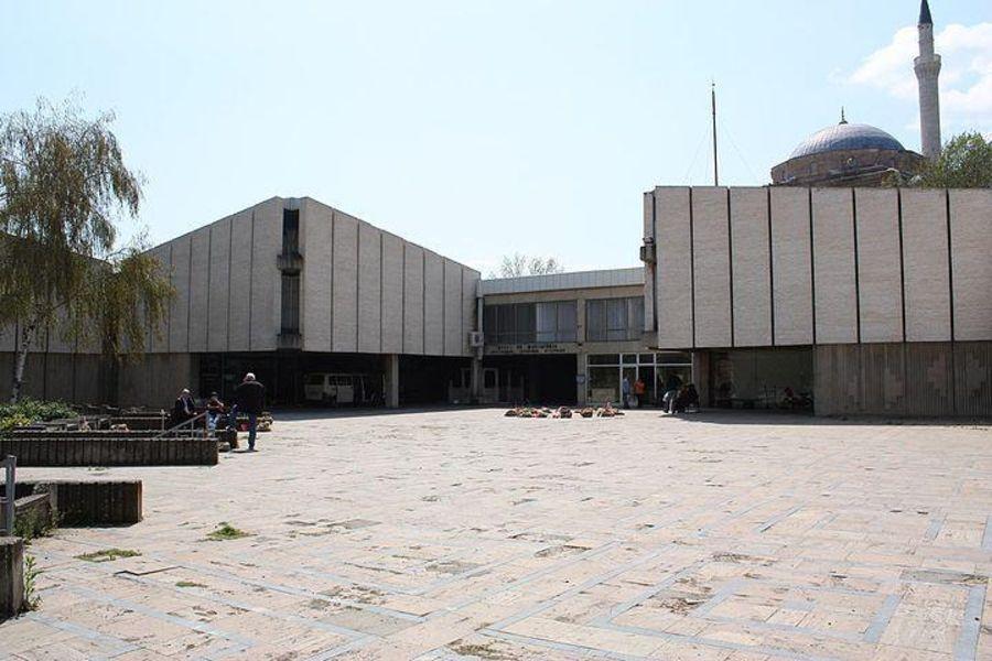 Археологический музей Македонии