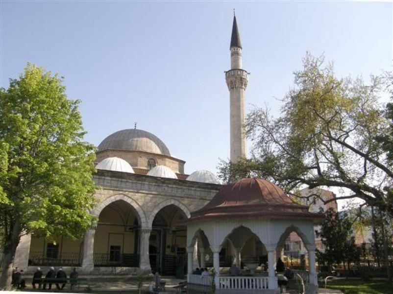 Мечеть Иса-Бегова Джамия