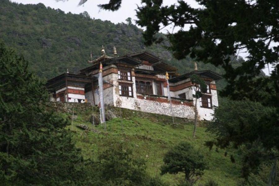 Монастырь Пхаджодинг