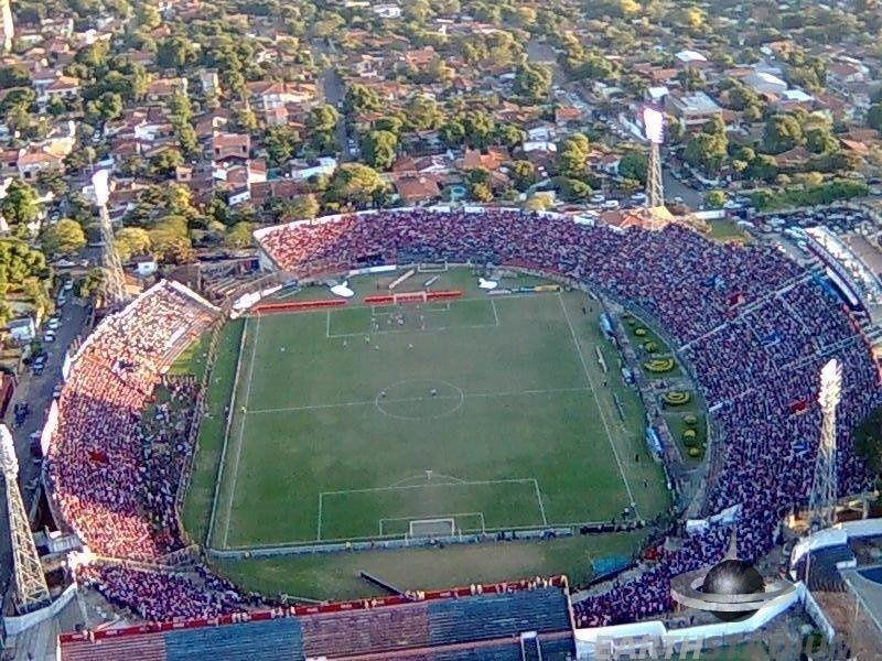 Стадион Генерал Пабло Рохас