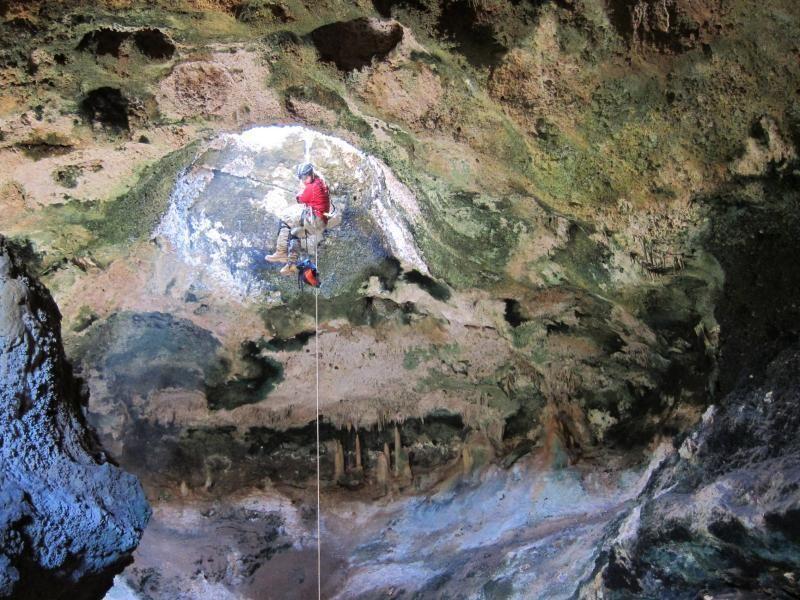 Пещера Дерби-Кейв