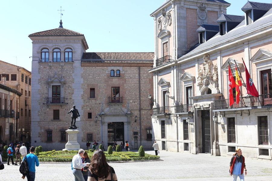 Прогулки по Мадриду
