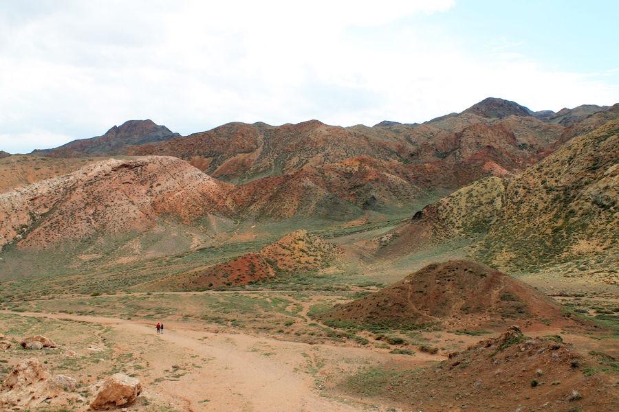 Каньон Чарын, Казахстан