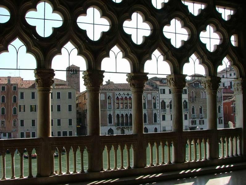 Две Венеции в одном лице