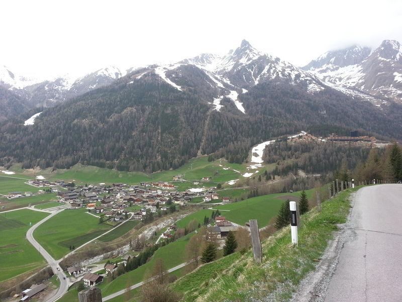 Австрийские Альпы: от Вены до Инсбрука на авто
