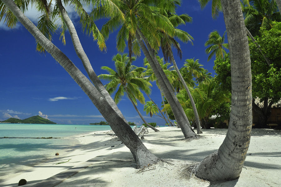Столица Французской Полинезии - Папеэте