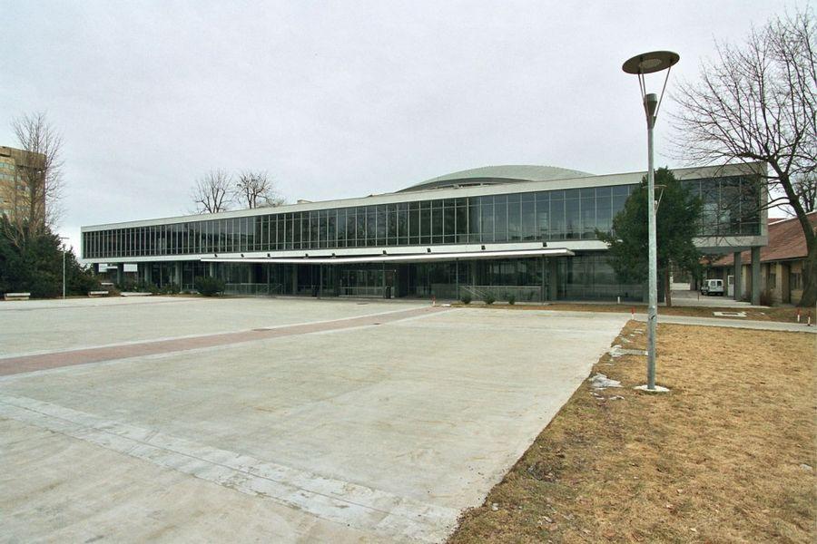 Выставочный и конгресс-центр