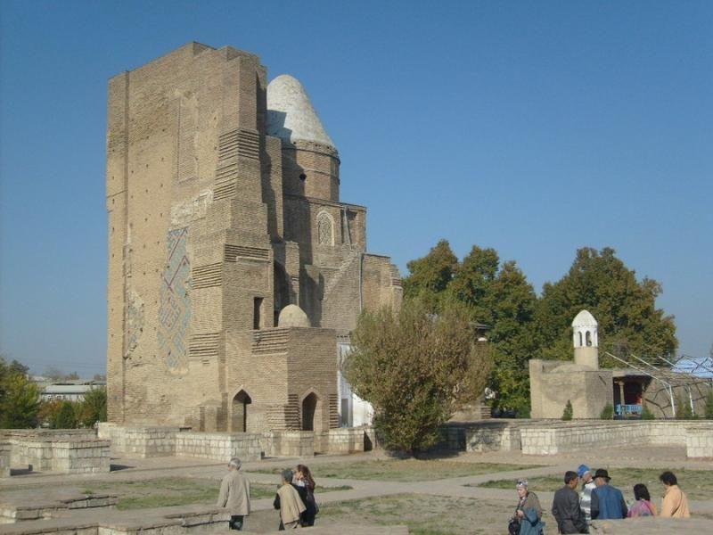 Мемориальный комплекс Дорус-Саодат