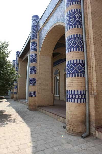Загородная резиденция хивинского хана Кибла Тозабог