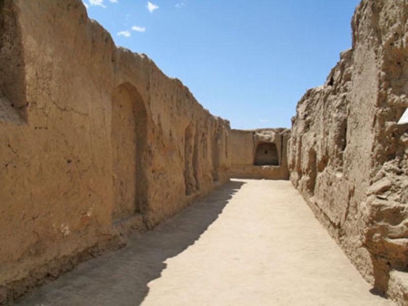 Городище Старый Термез