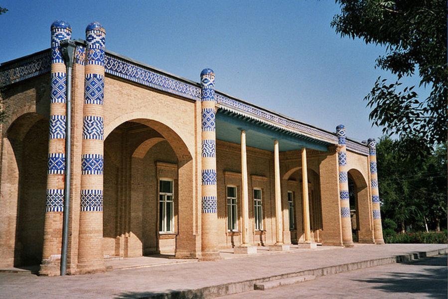 Дворец Нуруллабая