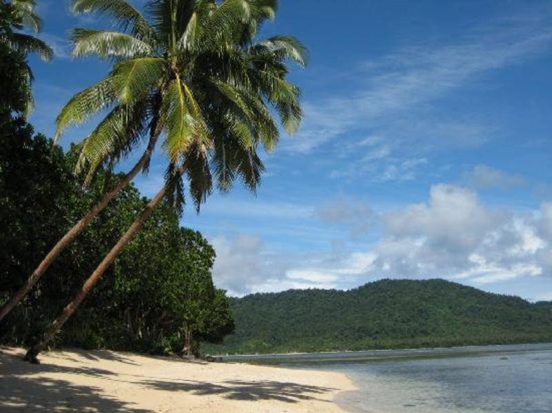 Остров Нгамеа