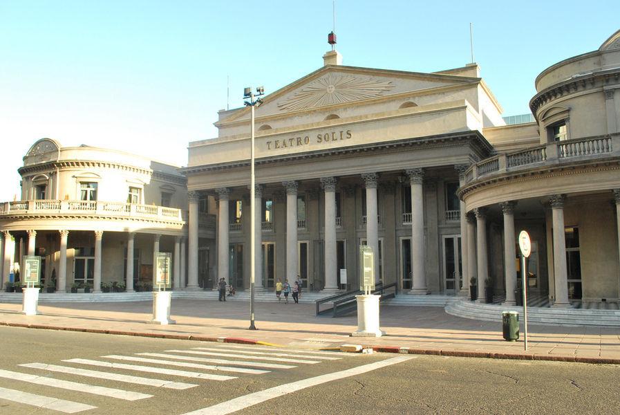 Монтевидео, Уругвай