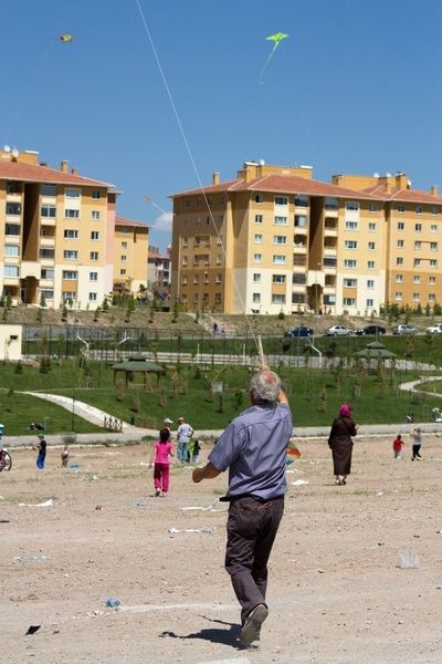 Анкара. Часть 2. Улус (старый город) и день воздушных змеев в пригороде.