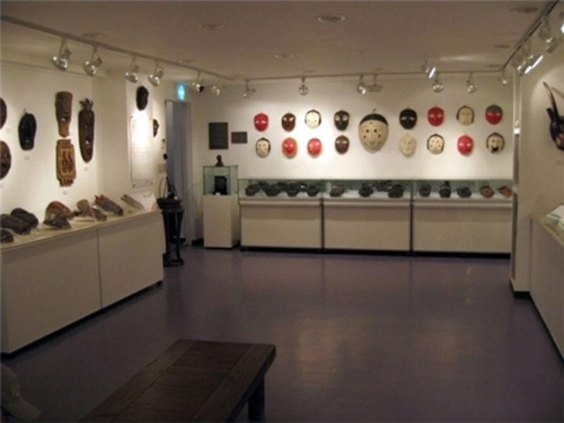 Музей мучеников священной горы Чольдусан