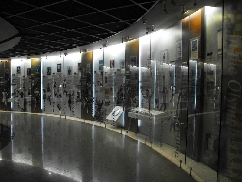 Музей олимпийских игр в Сеуле