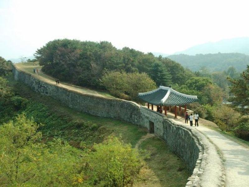Гора Сьянгсан