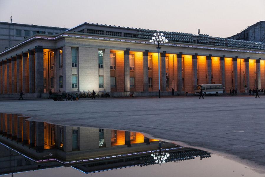Художественная галерея Кореи