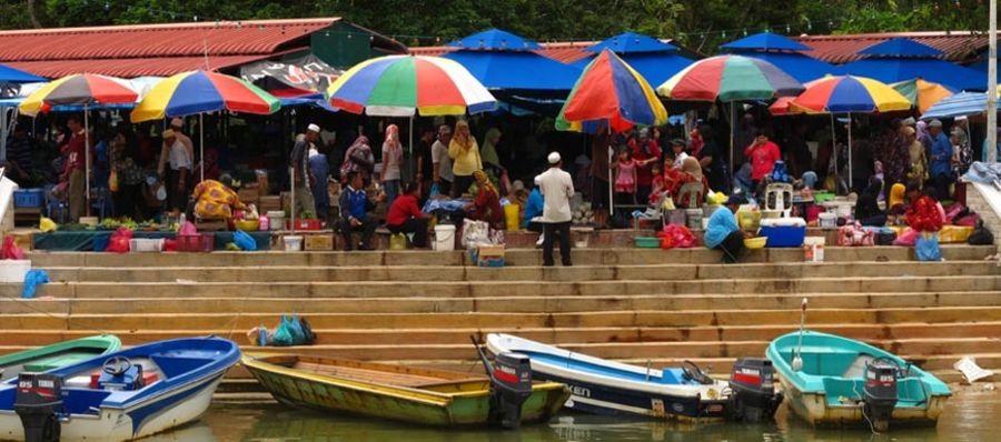 Рынок Таму-Кьянге