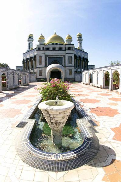 Мечеть Кьяронг