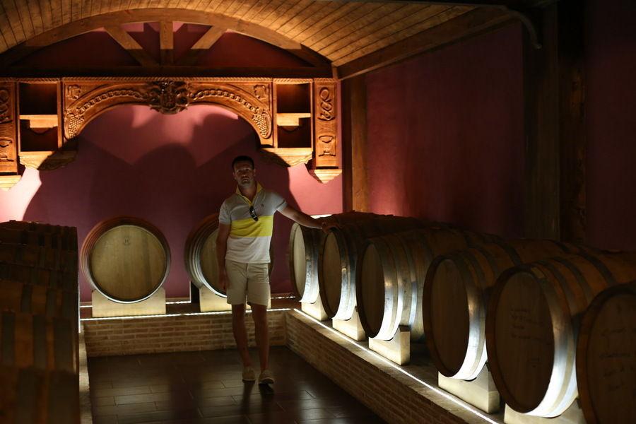 Винодельня Franсisco Gomez в Испании