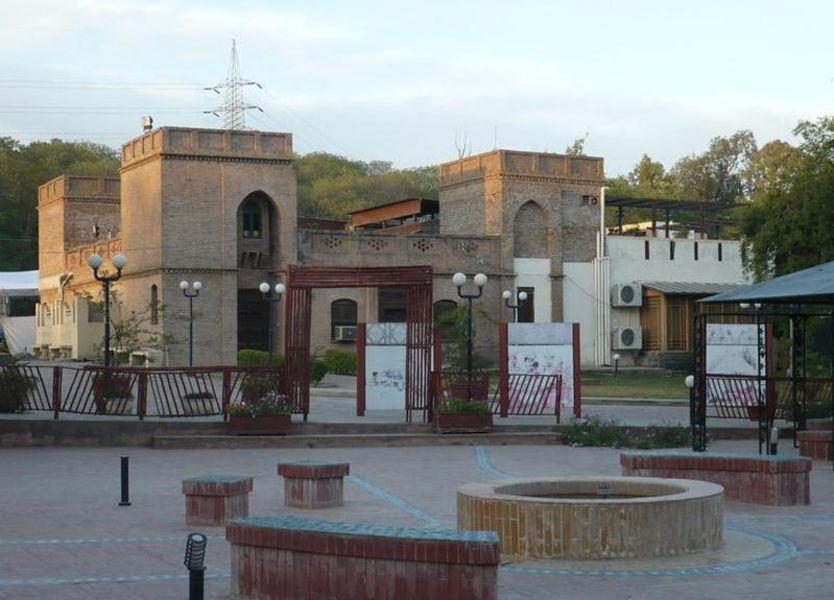 Археологический музей Белуджистана