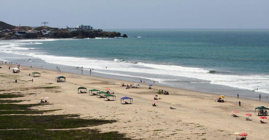 Пляж Пуант-о-Каннонье