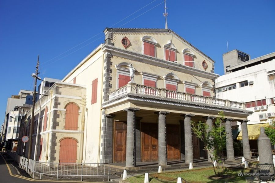 Большой театр, Порт Луи