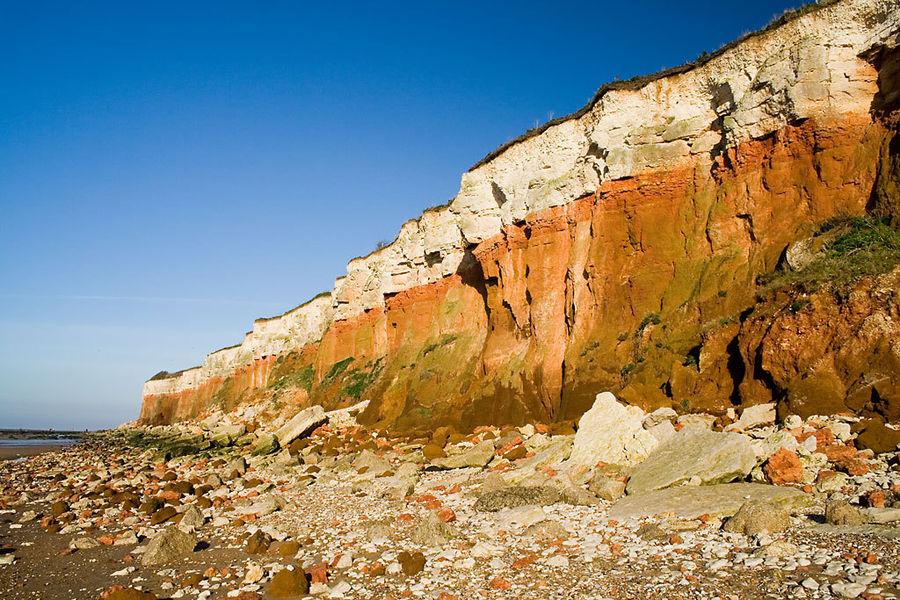 Ханстентонские скалы