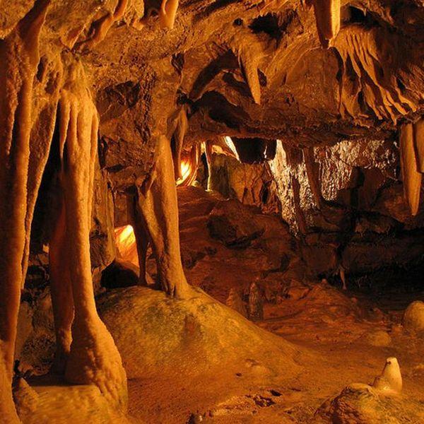 Стамп-Кросские пещеры
