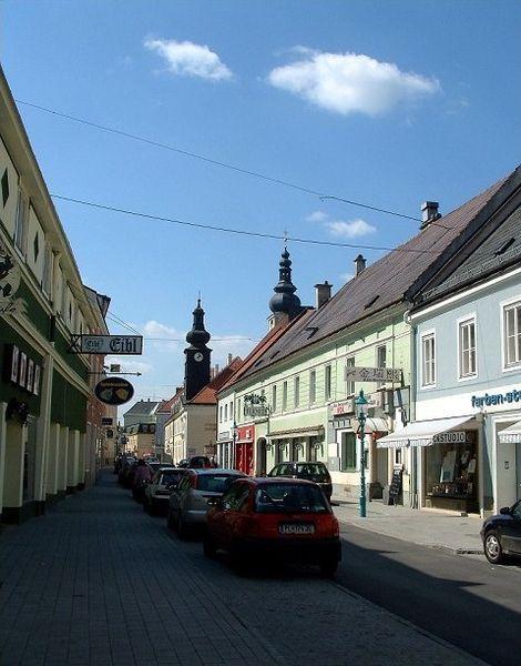 Венская улица