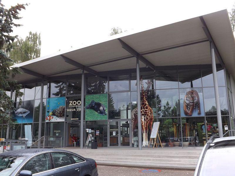 Зоопарк Шмидинг