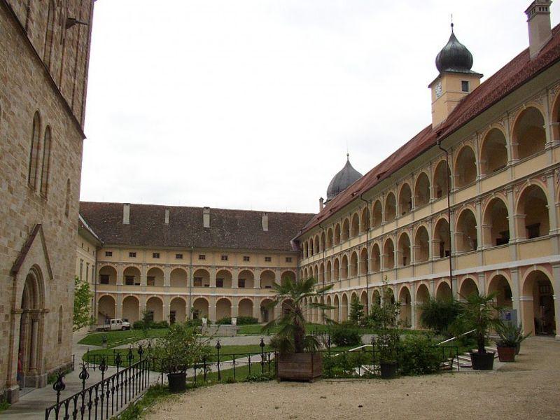 Монастырь Зекау
