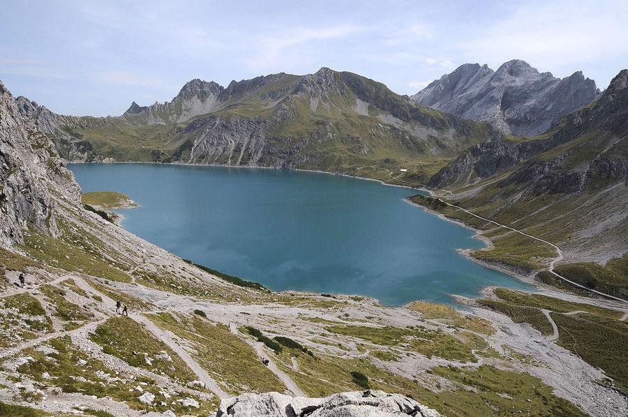 Озеро Люнер