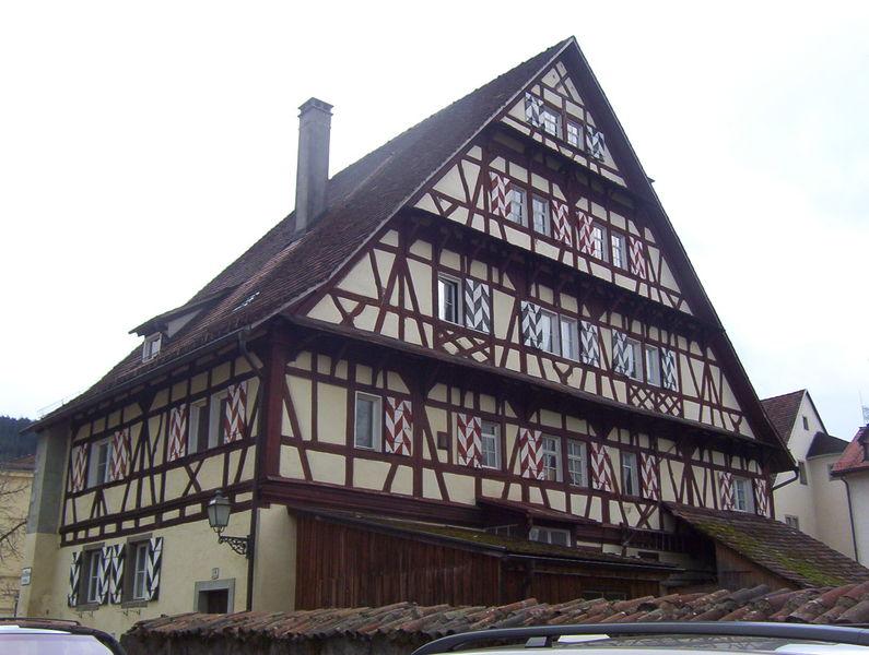 Старая ратуша в Брегенц
