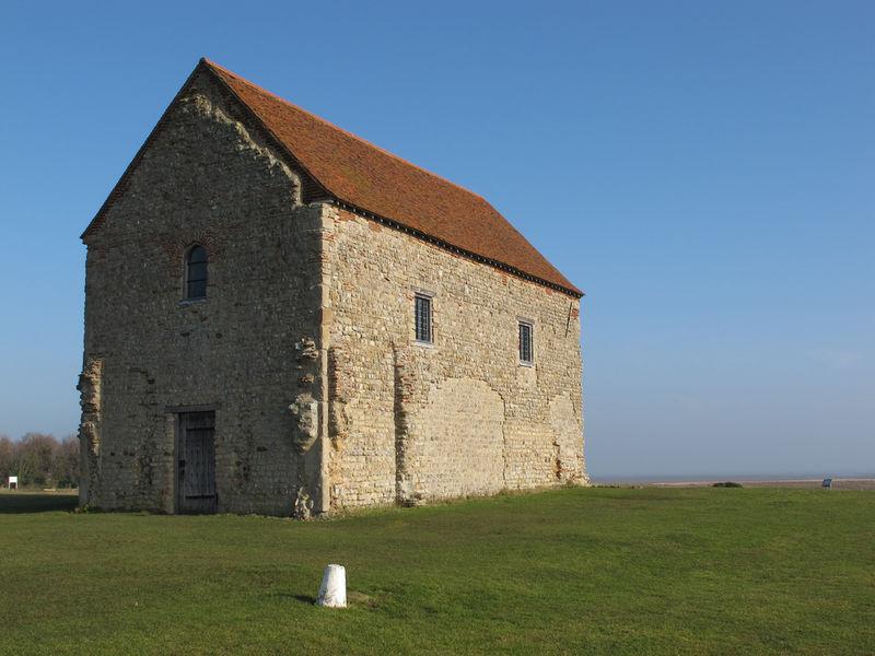 Церковь Сент-Питер-ин-зе-Уолл