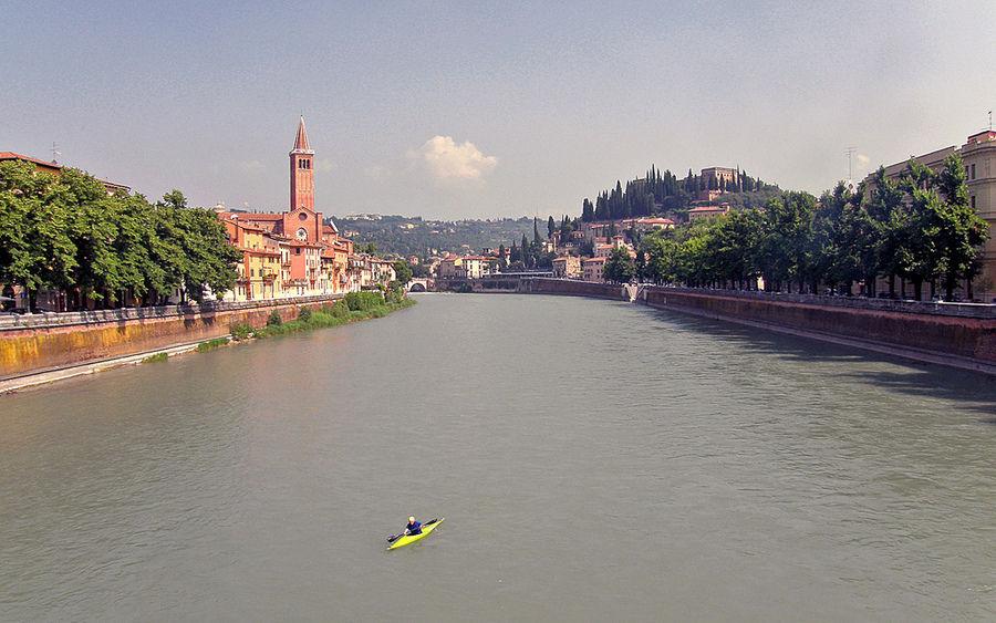 Верона, Италия